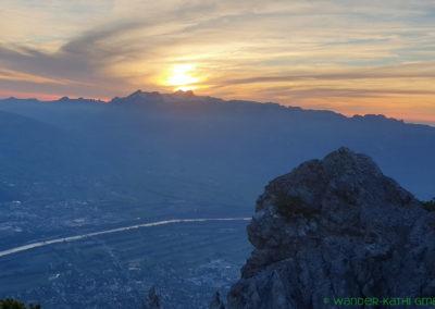 alpspitz-sonnenuntergang-wandern-liechtenstein-wander-kathi-006