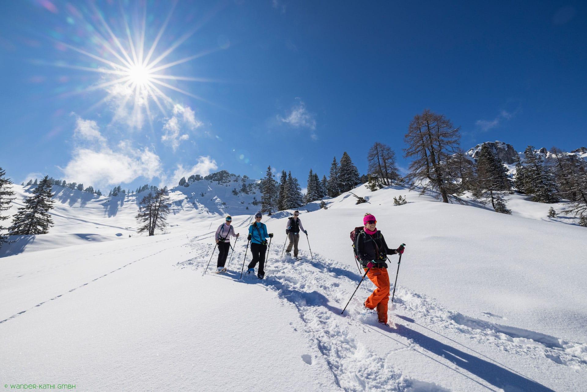 liechtenstein-wandern-teambuilding-schneeschuhtour-wander-kathi